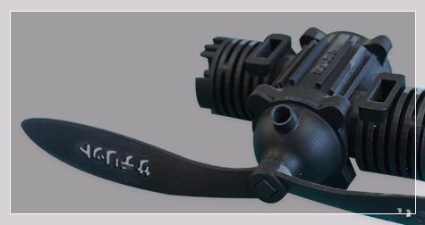 3Dプリンター加工